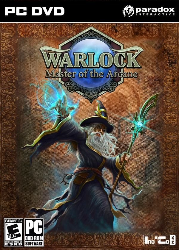 Warlock: Master of the Arcane Unleashes A Magical Trailer