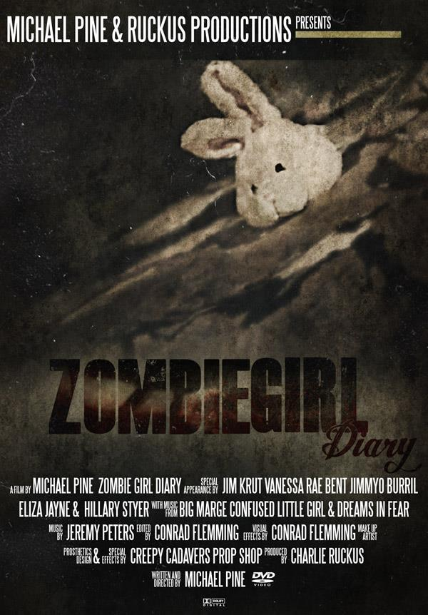 Dig the New Trailer and Poster for Zombie Girl Diary