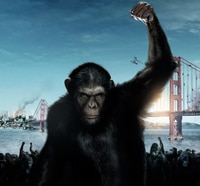 Dawn of the Planet of the Apes Gets a Title Treatment!