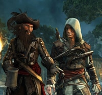 Prepare for Assassin's Creed IV Black Flag With New Trailer and Figurine