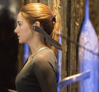 New Clip from Divergent Shows Off More Tattoos