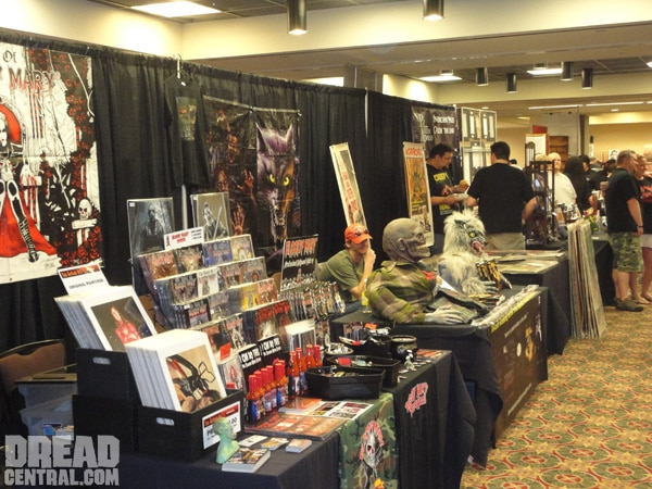 Event Report: Texas Frightmare Weekend 2013