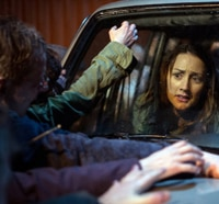 Bree Turner Talks Grimm's Season 2 Finale, the Scariest Creatures So Far, MonRosalee, and More