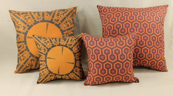 Horror Decor Pillows