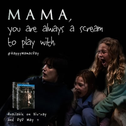 Mama to Haunt Your Home in April