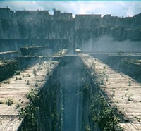 Director Wes Ball Shows Off Some Creepy Concept Art for The Maze Runner