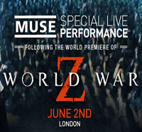 World War Z - Muse Plays for the Undead June 2nd