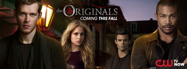 Watch the First Preview of The Vampire Diaries Spinoff The Originals