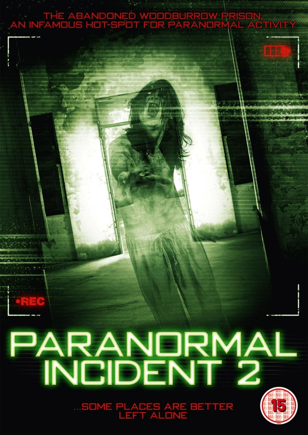 Paranormal Incident 2 Heading to UK DVD in July; See the Trailer, Image Gallery, and More!