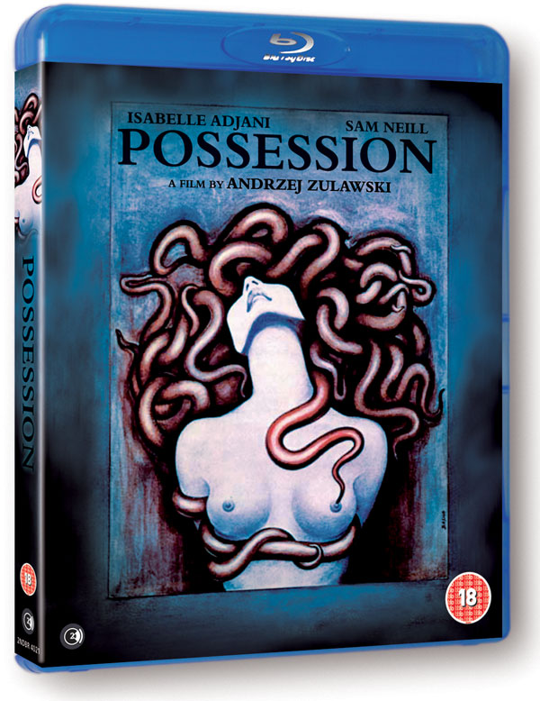 Possession UK Blu-ray