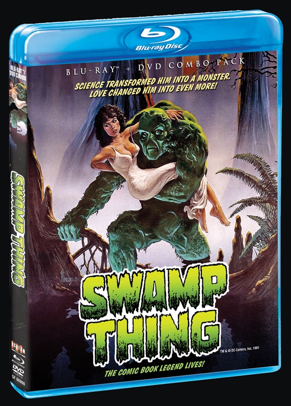 Wes Craven's Swamp Thing