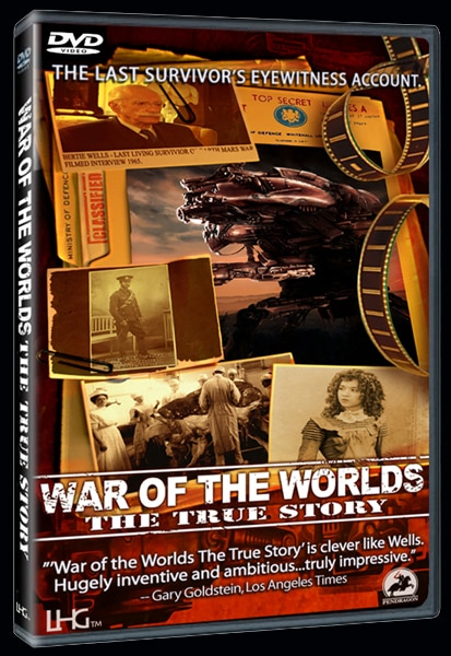 The War of the Worlds: The True Story