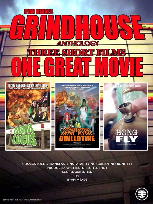 Grindhouse Creature Triple Feature