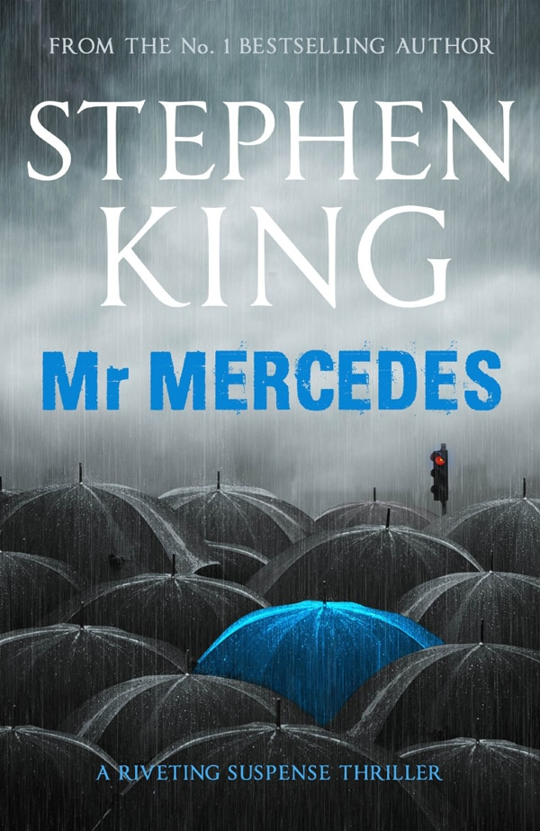 Cover Art Unveiled for Stephen King's Mr. Mercedes