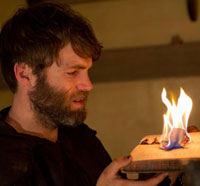 Grapple with this Clip from Salem Episode 1.07 - Our Own Private America