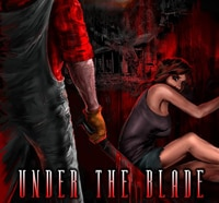 Matt Serafini's Under The Blade Brings Slasher Mayhem to the Literary World