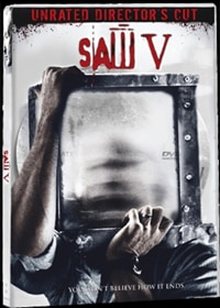Saw V & Repo DVDs announced!