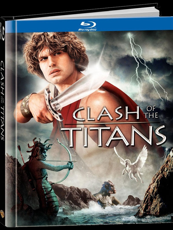 The Original Clash of the Titans Headed to Blu-ray