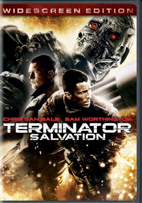 Win a Copy of Terminator: Salvation on DVD