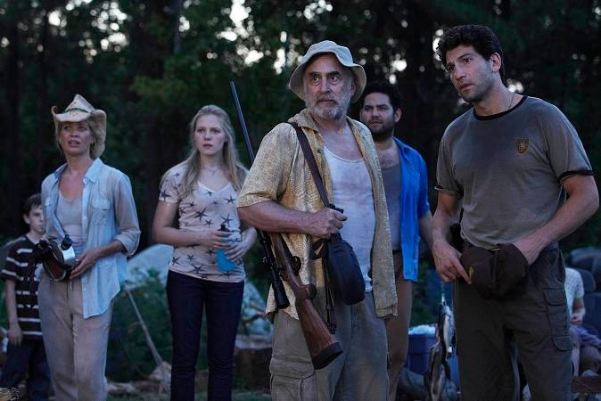 Q&A with Jeffrey DeMunn of The Walking Dead