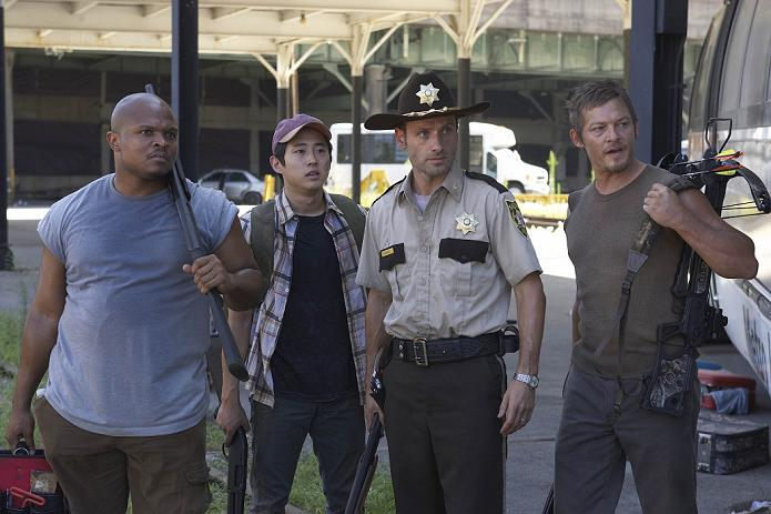 Pictures from The Walking Dead on AMC TV - Ep 106