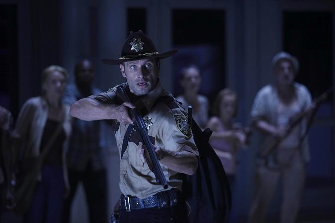 Pictures from The Walking Dead on AMC TV - Ep 106 - TS-19