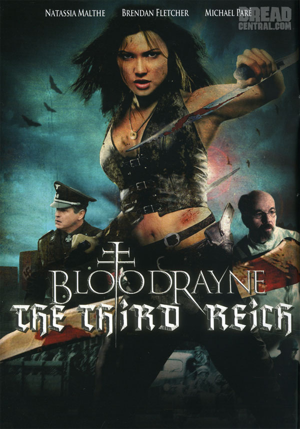 Trailer Debut - Uwe Boll's Bloodrayne: The Third Reich