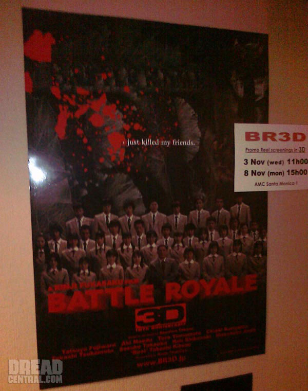 AFM 2010: First Look at Sales Art - Battle Royale 3D