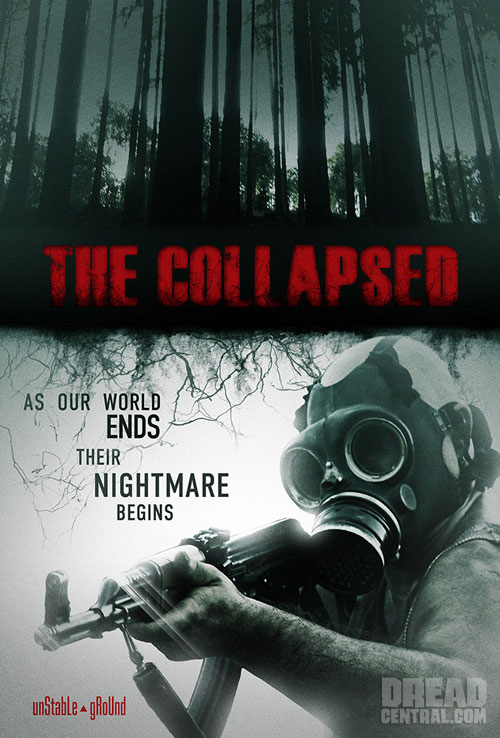 AFM 2010: Artwork and Trailer - The Collapsed