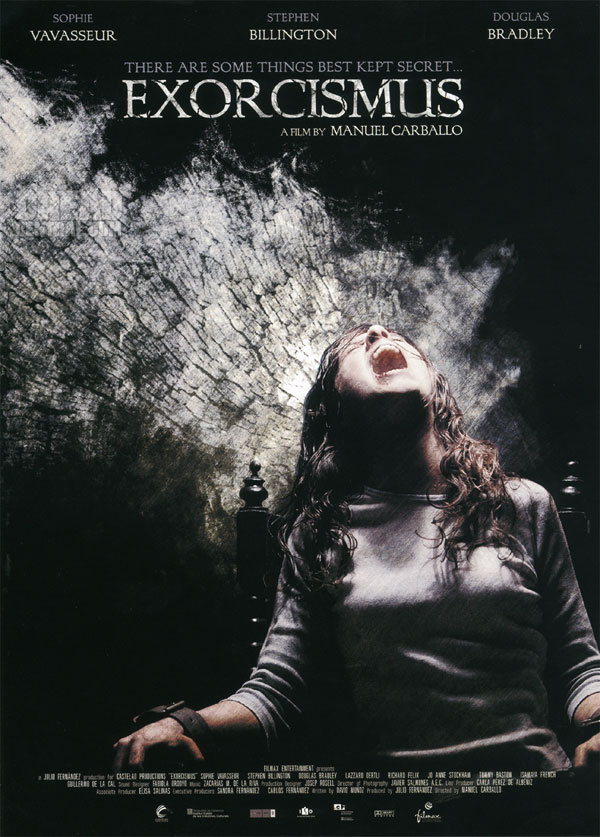 AFM 2010: Yet Another New One-Sheet for Exorcismus - The Possession of Emma Evans