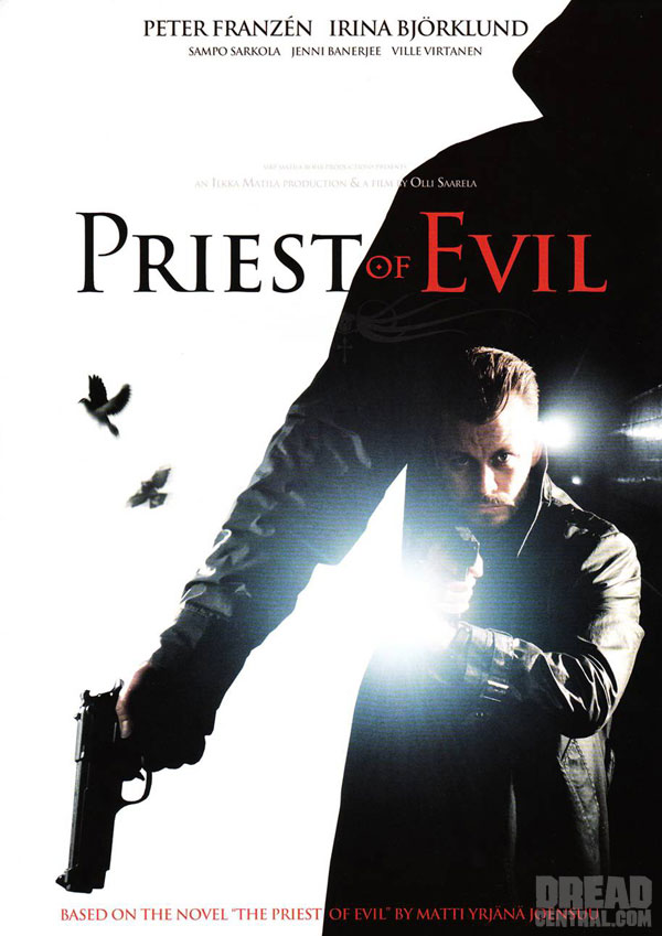 AFM 2010: New Trailer, Art, and Stills - Priest of Evil
