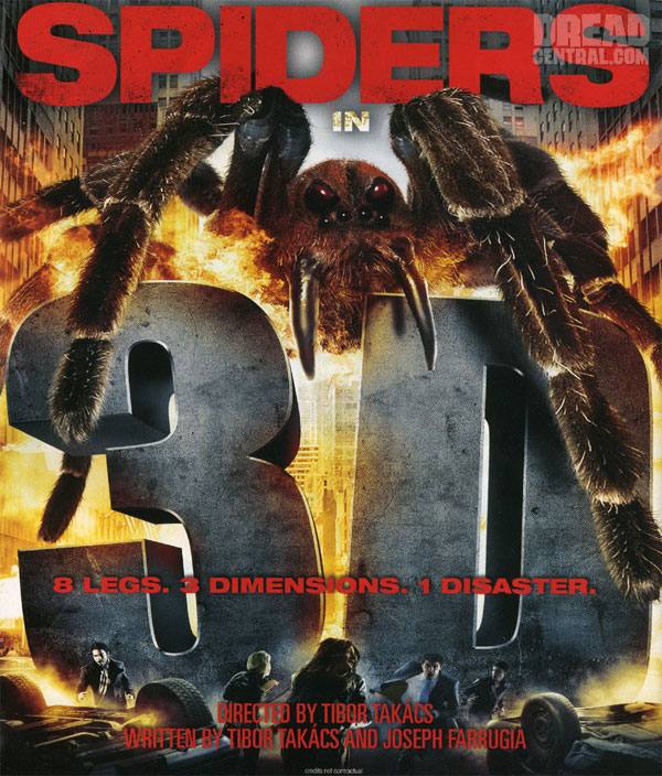 AFM 2010: Name Change and New Artwork - Spiders 3D