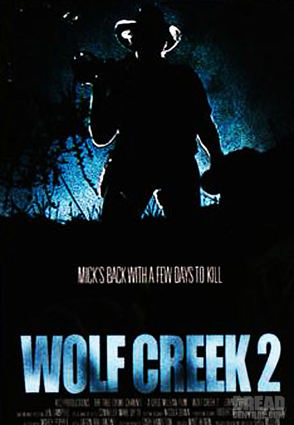 Wolf Creek 2 Once Again Seeking Investors