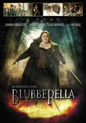 Trailer for Uwe Boll's Blubberella Comes Bouncing in