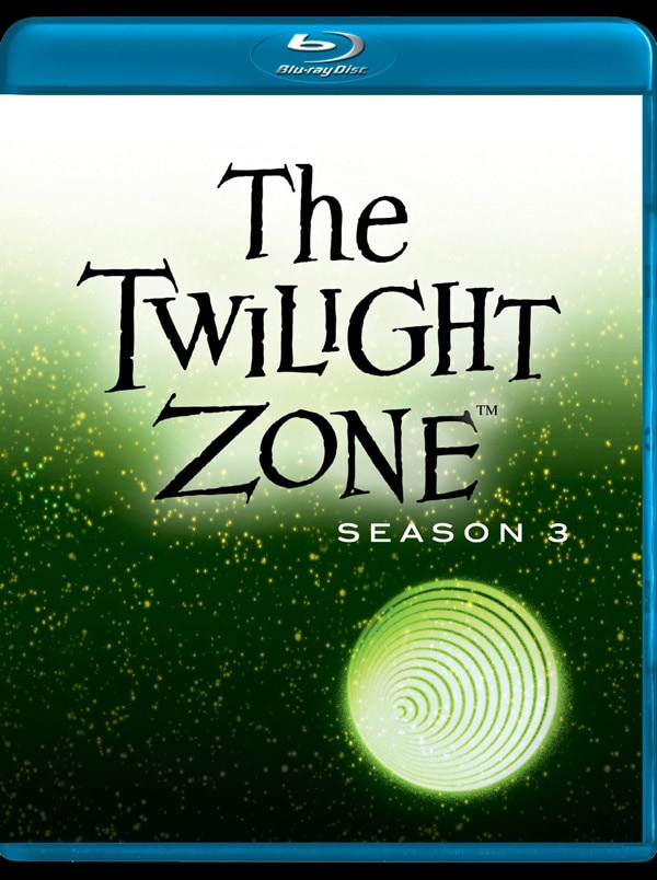 Image Announces Twilight Zone Season 3 on Blu-ray!