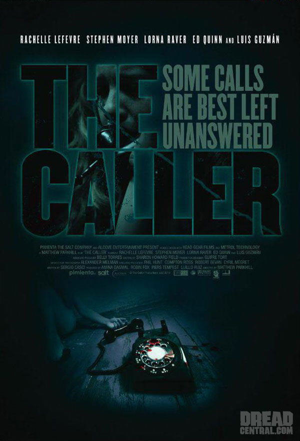 The Caller Heads to Theatres