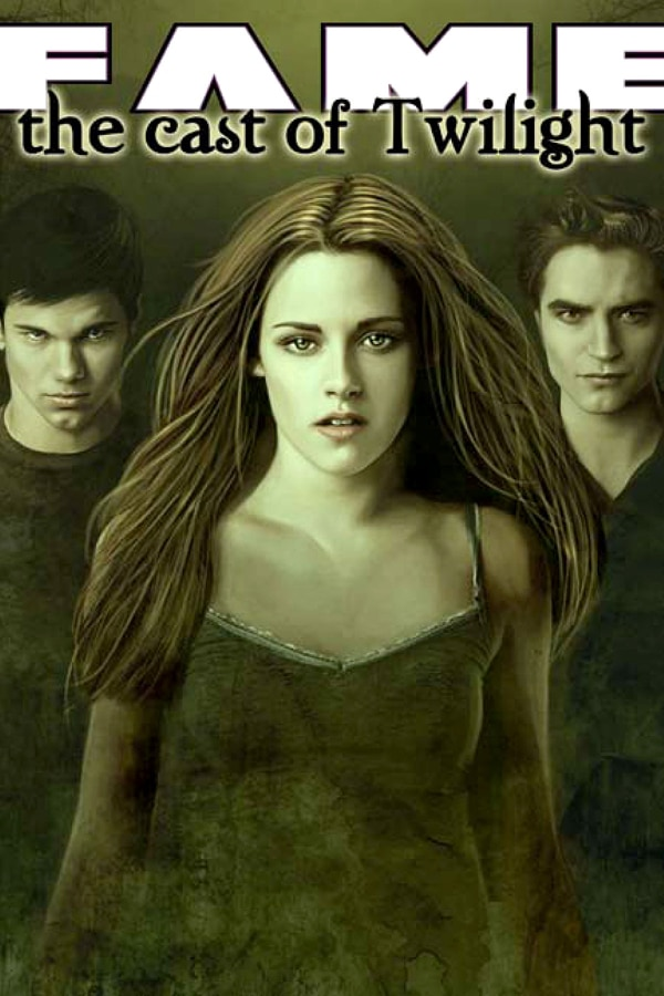 A Look Inside the Fame: The Cast of Twilight Comic