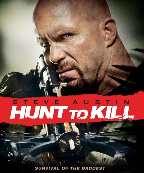 Hunt to Kill affiche