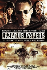 Machete Files His Lazarus Papers