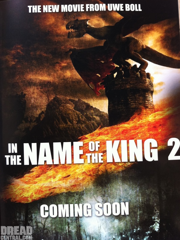 Sales Art for In the Name of the King 2