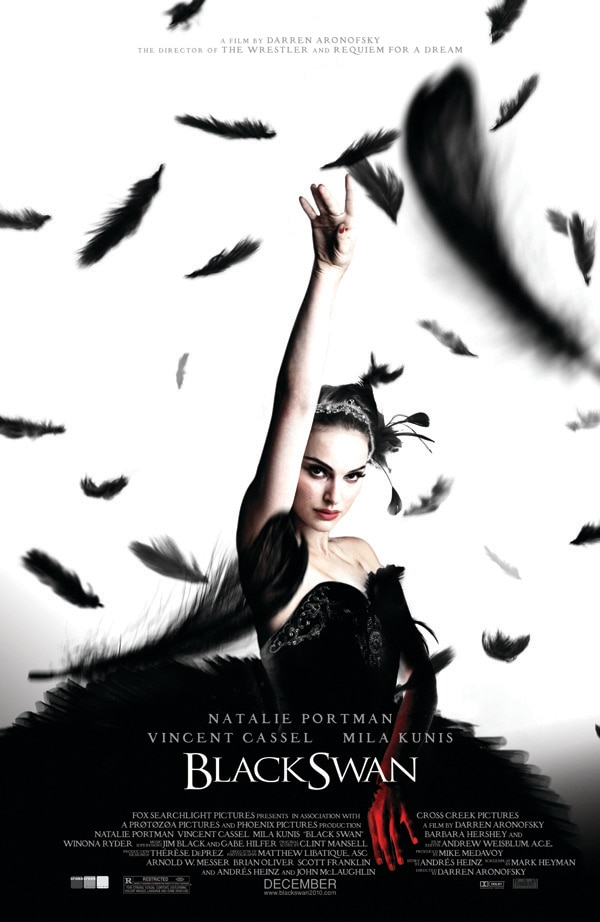Feathers Fly in Latest Black Swan One-Sheet