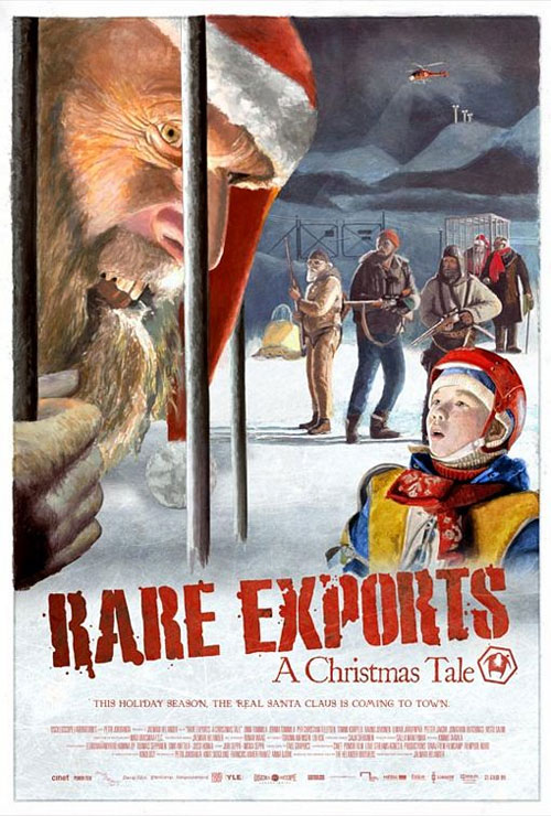 New Images and Poster Art: Rare Exports: A Christmas Tale