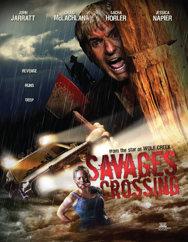 American World Pictures to Bring Us Savages Crossing and Kill Katie Malone