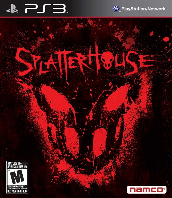 Win a Copy of Splatterhouse for the Xbox 360 and the PlayStation 3