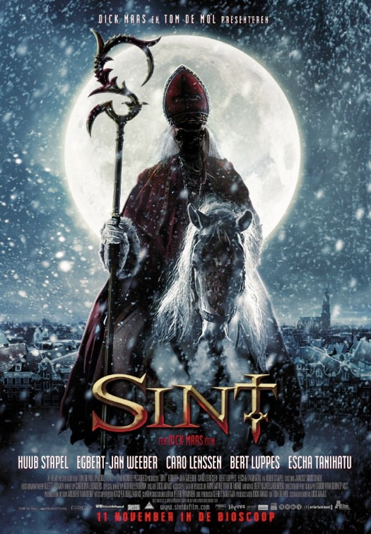 Sint is One Santa Looking to Give the Gift of Death While Slashing Records