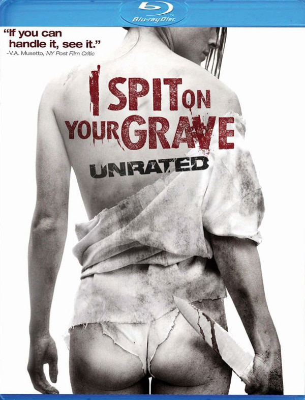Wicked Quad One-Sheet: I Spit on Your Grave