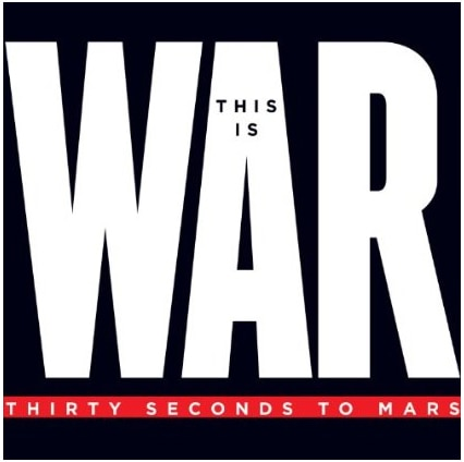 Deluxe Edition of This Is War from 30 Seconds to Mars