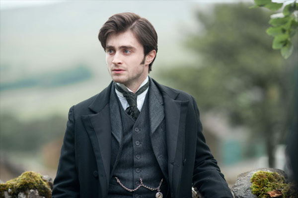Daniel Radcliffe Calls The Woman in Black Very, Very Scary!