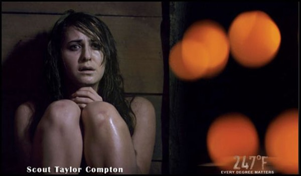 AFM 2011: 247°F Lets You Get Sweaty With Scout Taylor-Compton! First Stills, Art, and Trailer!