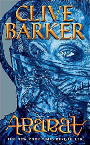 Win a Complete Set of Clive Barker's First Three Abarat Books